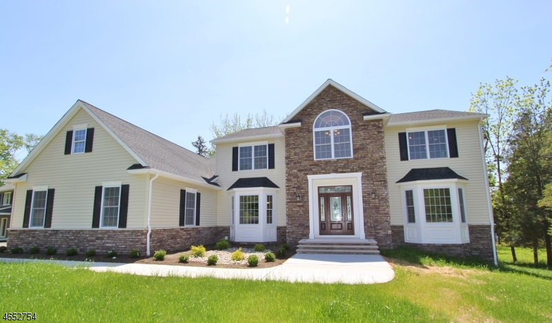 Maison unifamiliale pour l Vente à 659 Foothill Road Bridgewater, New Jersey 08807 États-Unis