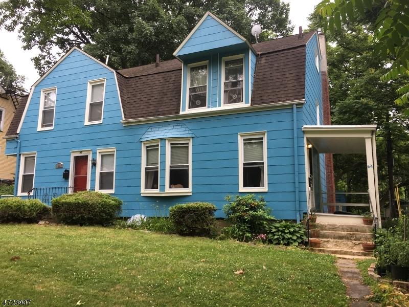 独户住宅 为 出租 在 64 3rd Street 南奥林奇, 新泽西州 07079 美国