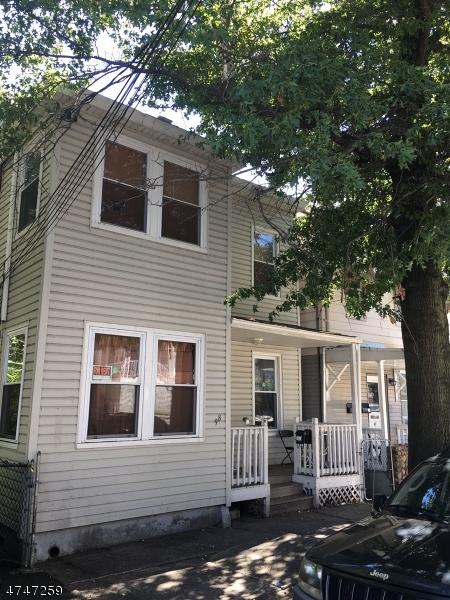 Casa Unifamiliar por un Alquiler en 98 Hopper Street Paterson, Nueva Jersey 07522 Estados Unidos