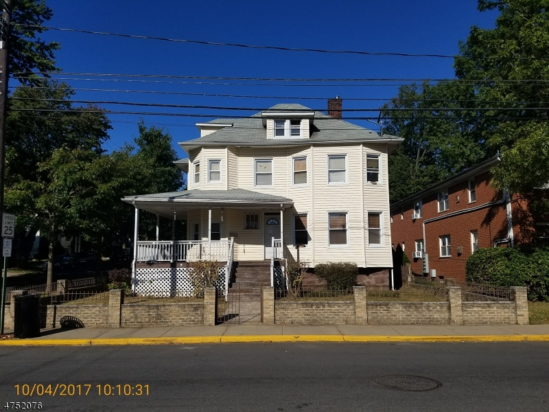 Multi-Family Home for Sale at 270 Teaneck Road Ridgefield Park, New Jersey 07660 United States