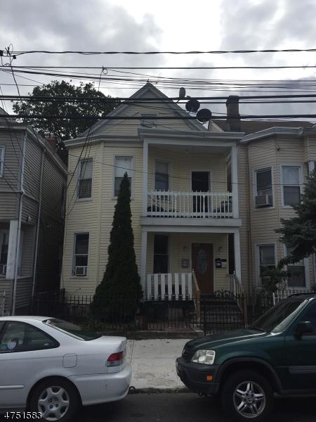 Mehrfamilienhaus für Verkauf beim 55 Jackson Street 55 Jackson Street Passaic, New Jersey 07055 Vereinigte Staaten