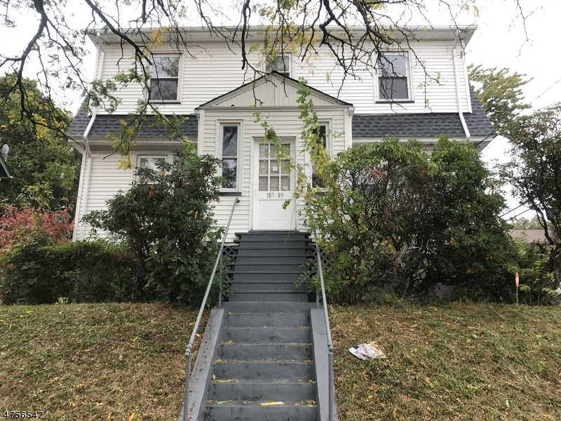 Single Family Home for Rent at 187 Lincoln Place Irvington, New Jersey 07111 United States