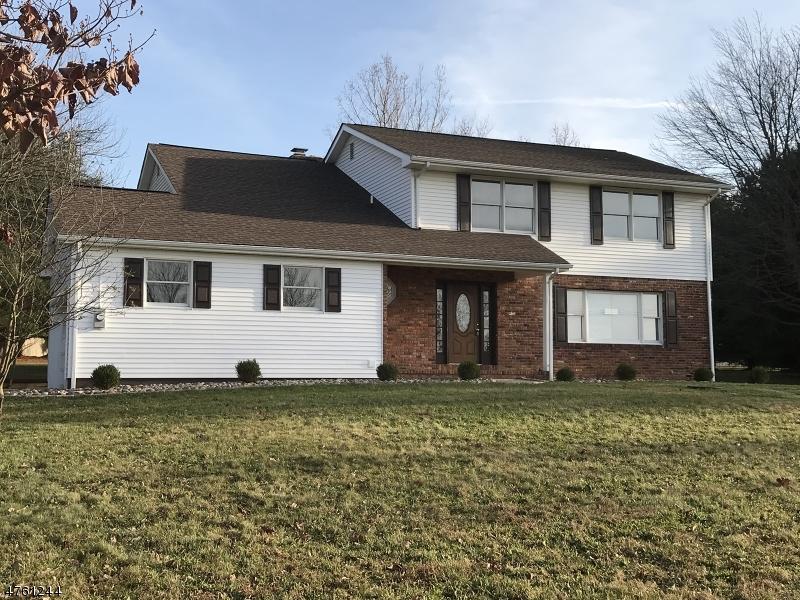 Maison unifamiliale pour l Vente à 193 ASBURY-WEST PORTAL 193 ASBURY-WEST PORTAL Asbury, New Jersey 08802 États-Unis