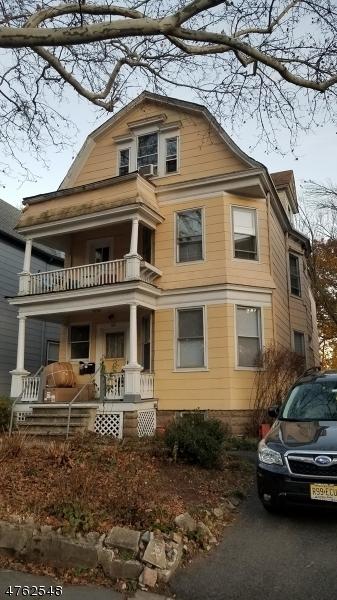 Частный односемейный дом для того Аренда на 169 Hillside Ave, 1st Floor Glen Ridge, Нью-Джерси 07028 Соединенные Штаты