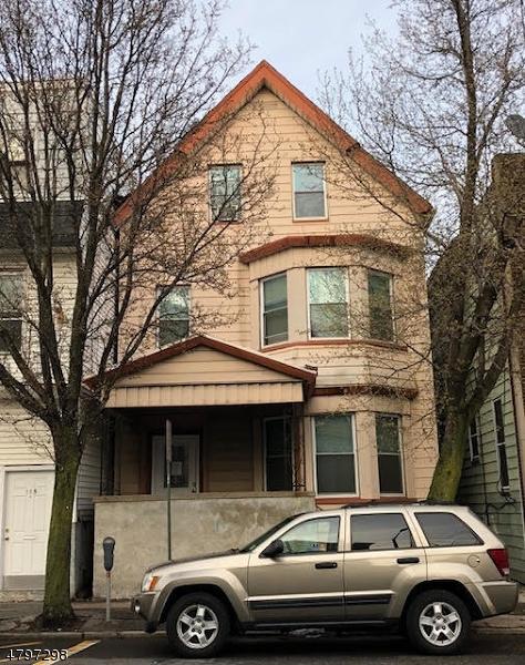 Многосемейный дом для того Продажа на 113 Frank Rodgers Blvd. Harrison, Нью-Джерси 07029 Соединенные Штаты