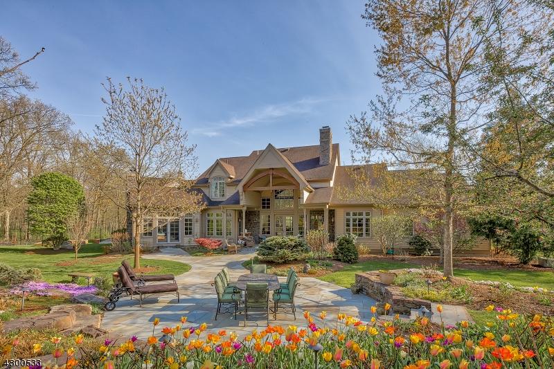 独户住宅 为 销售 在 160 Whitenack Road Bernards Township, 新泽西州 07920 美国