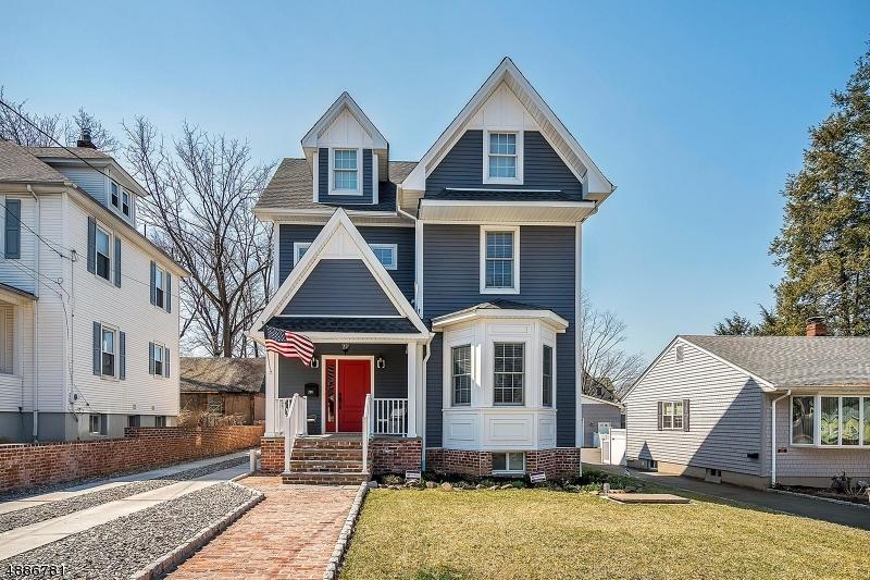 single family homes pour l Vente à Rutherford, New Jersey 07070 États-Unis