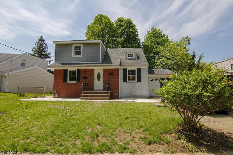 Single Family Homes for Sale at Roselle, New Jersey 07203 United States