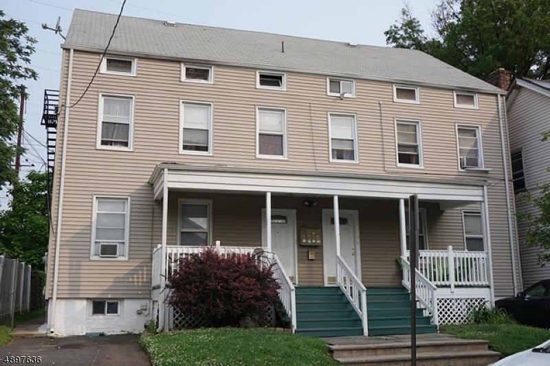multi-family homes pour l Vente à Rahway, New Jersey 07065 États-Unis