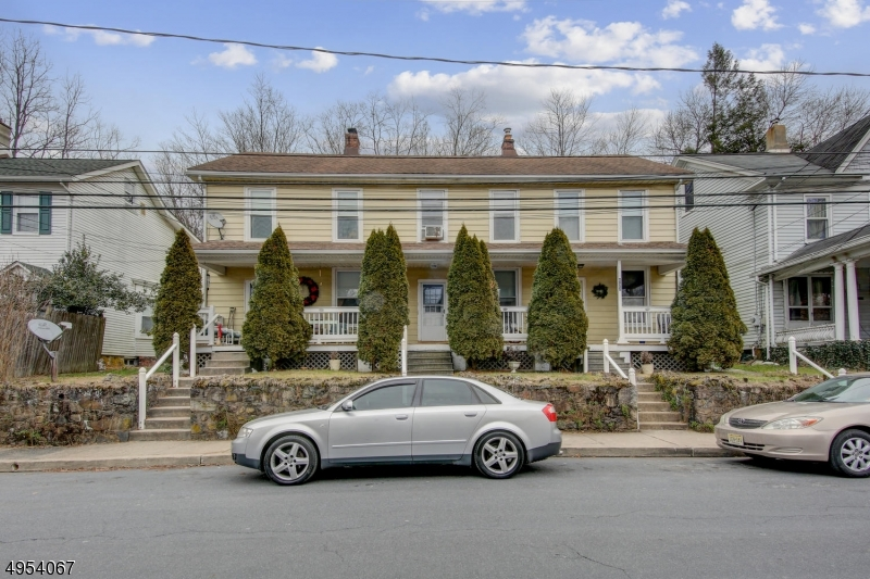 Multi-Family Homes للـ Sale في 137 MAIN Street Glen Gardner, New Jersey 08826 United States