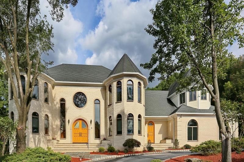 Частный односемейный дом для того Продажа на 3 Miller Lane Warren, Нью-Джерси 07059 Соединенные Штаты