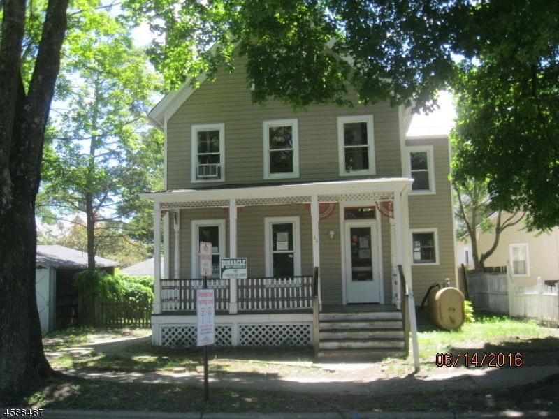 Maison unifamiliale pour l Vente à 33 Madison Street Newton, New Jersey 07860 États-Unis