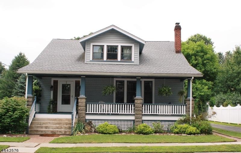 Частный односемейный дом для того Продажа на 58 Parker Street Belvidere, 07823 Соединенные Штаты