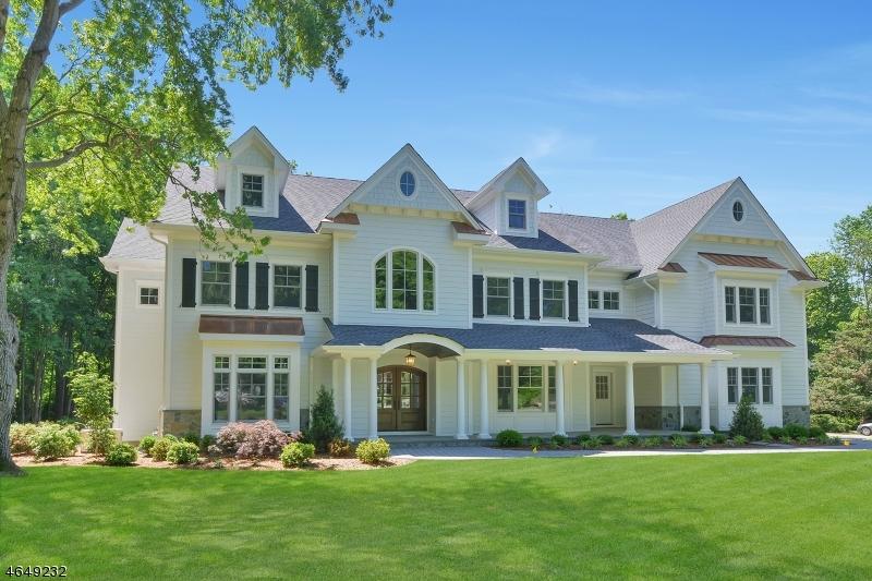 独户住宅 为 销售 在 782 Birchwood Drive 科夫, 07481 美国