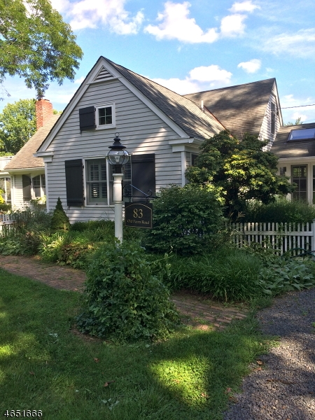 Single Family Home for Rent at 83 Old Farm Road Basking Ridge, New Jersey 07920 United States