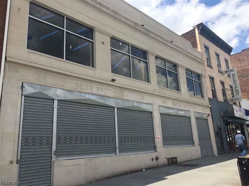 Commercial for Sale at 36-38 BROADWAY Newark, 07104 United States