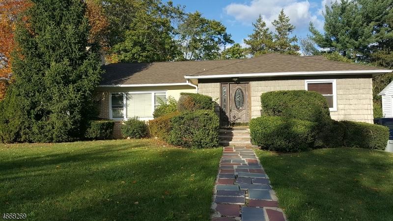 Частный односемейный дом для того Продажа на 557 Seven Oaks Road Orange, 07050 Соединенные Штаты
