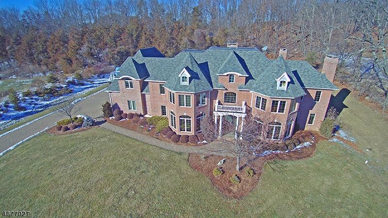 Частный односемейный дом для того Продажа на 26 Violet Trail Lafayette, 07848 Соединенные Штаты