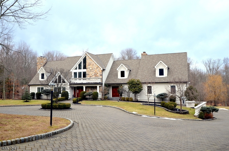 Single Family Home for Sale at 99 Sunset Lane Basking Ridge, New Jersey 07920 United States
