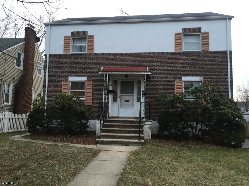 Single Family Home for Rent at 119 PRESTON Avenue Cranford, New Jersey 07016 United States