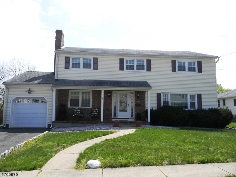 Single Family Home for Sale at 511 E Frech Avenue Manville, New Jersey 08835 United States