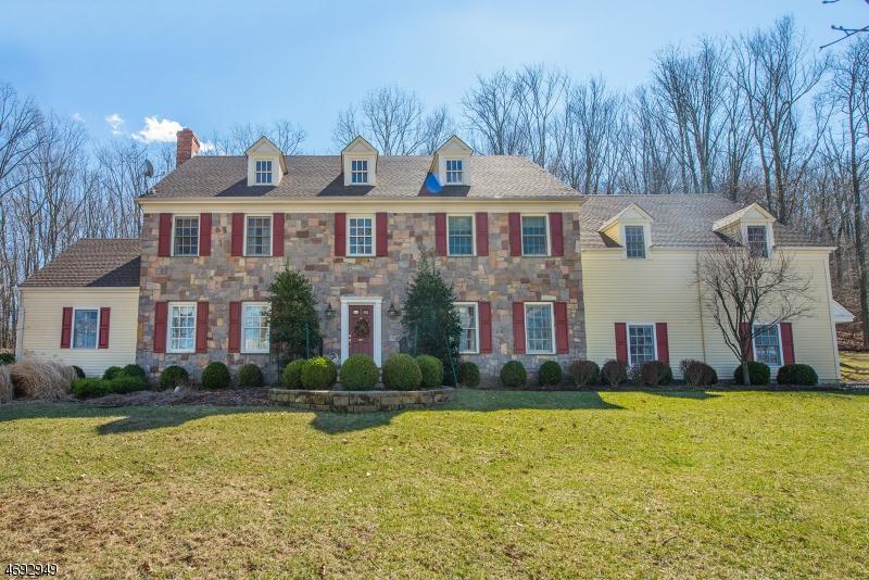 Single Family Home for Sale at 4 Shenandoah Court Washington, New Jersey 07830 United States