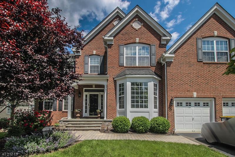 واحد منزل الأسرة للـ Sale في 56 Crestview Drive Clinton, New Jersey 08809 United States