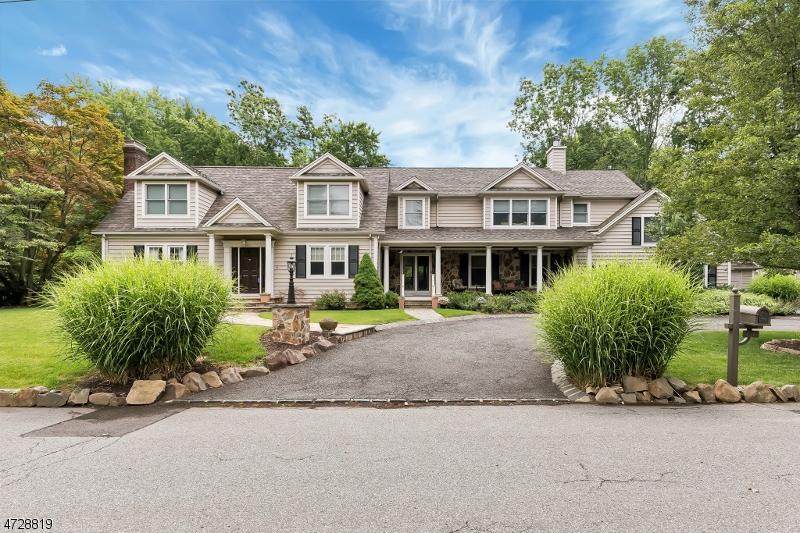 단독 가정 주택 용 매매 에 154 Fairview Avenue Berkeley Heights, 뉴저지 07922 미국