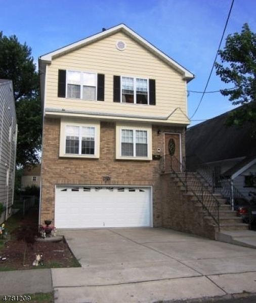 Casa Unifamiliar por un Alquiler en 40 Maple Avenue Belleville, Nueva Jersey 07109 Estados Unidos