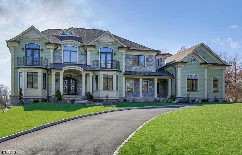 Maison unifamiliale pour l Vente à 91 Dock Watch Hollow Road Warren, New Jersey 07059 États-Unis