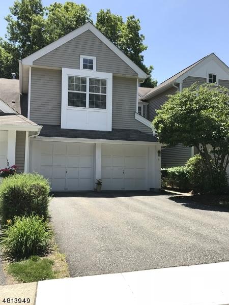 Condo / Townhouse pour l Vente à 6 RIDGEWOOD Drive Randolph, New Jersey 07869 États-Unis