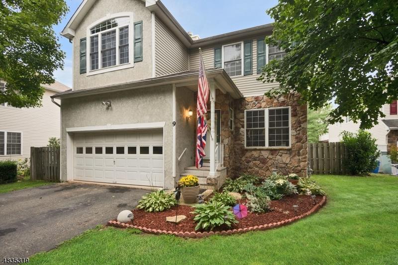 Частный односемейный дом для того Продажа на 9 HILLSDALE Drive Dover Township, Нью-Джерси 07801 Соединенные Штаты