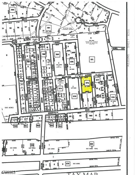 Terrain pour l Vente à LEBANON AVENUE Bridgewater, New Jersey 08807 États-Unis