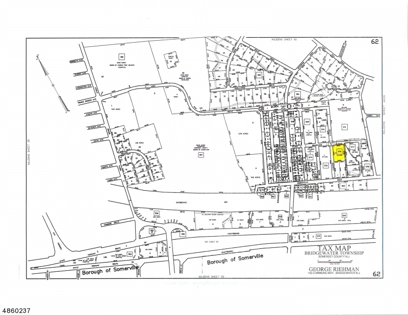 Land for Sale at Lebanon Avenue Bridgewater, New Jersey 08807 United States