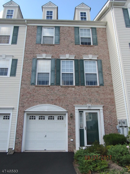 Condo / Townhouse for Sale at 10 SUNDANCE WAY Lopatcong, New Jersey 08865 United States