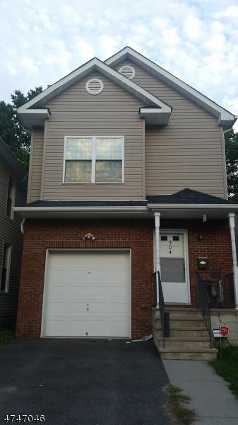Maison unifamiliale pour l Vente à 504 S JEFFERSON Street Orange, New Jersey 07050 États-Unis