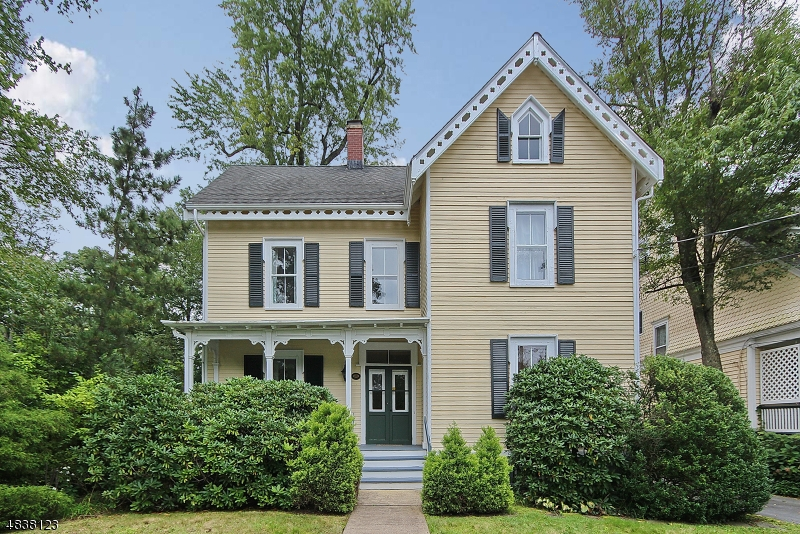 Single Family Home for Sale at 18 PROSPECT ST 18 PROSPECT ST Summit, New Jersey 07901 United States