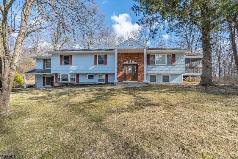 Частный односемейный дом для того Продажа на 3 BEAR Lane Hampton, Нью-Джерси 07860 Соединенные Штаты