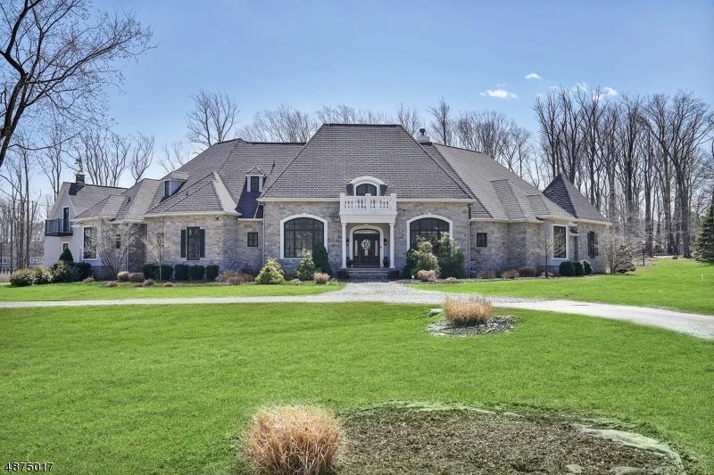 Casa para uma família para Venda às Chester, Nova Jersey 07930 Estados Unidos