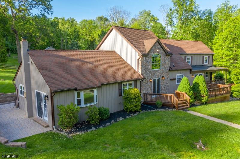 Single Family Homes 용 매매 에 Hampton, 뉴저지 08827 미국