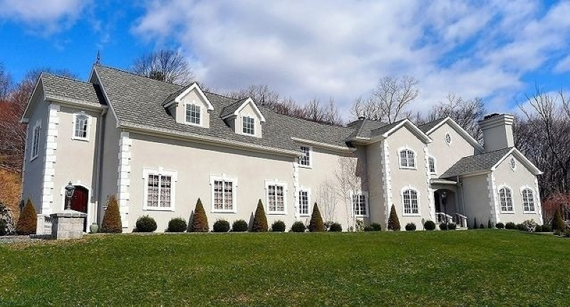 Maison unifamiliale pour l Vente à 6 Mountain Terrace Columbia, New Jersey 07832 États-Unis