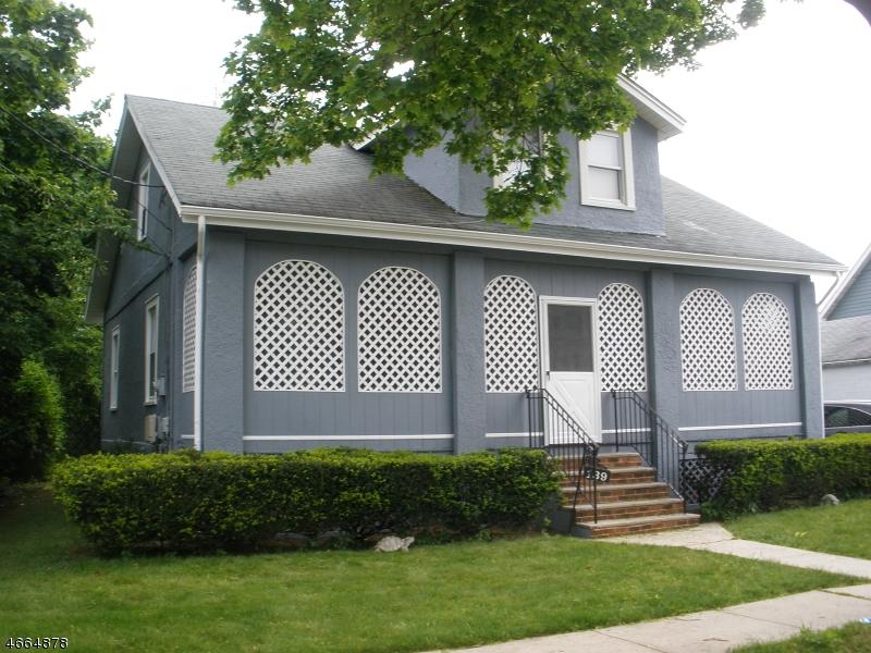 Частный односемейный дом для того Аренда на Address Not Available Plainfield, 07062 Соединенные Штаты
