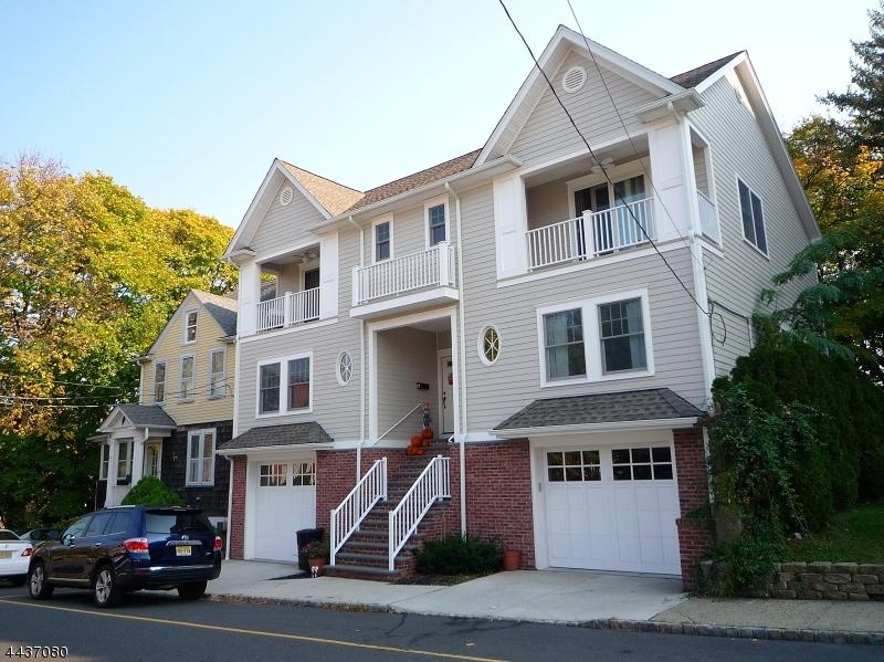 Частный односемейный дом для того Аренда на 37 Cowperthwaite Place Westfield, Нью-Джерси 07090 Соединенные Штаты