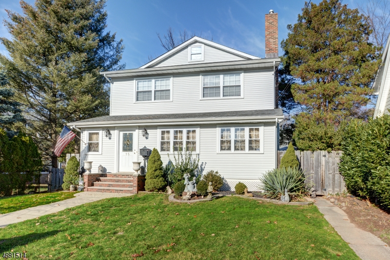 Single Family Home for Sale at 15 Elm Street Cranford, New Jersey 07016 United States
