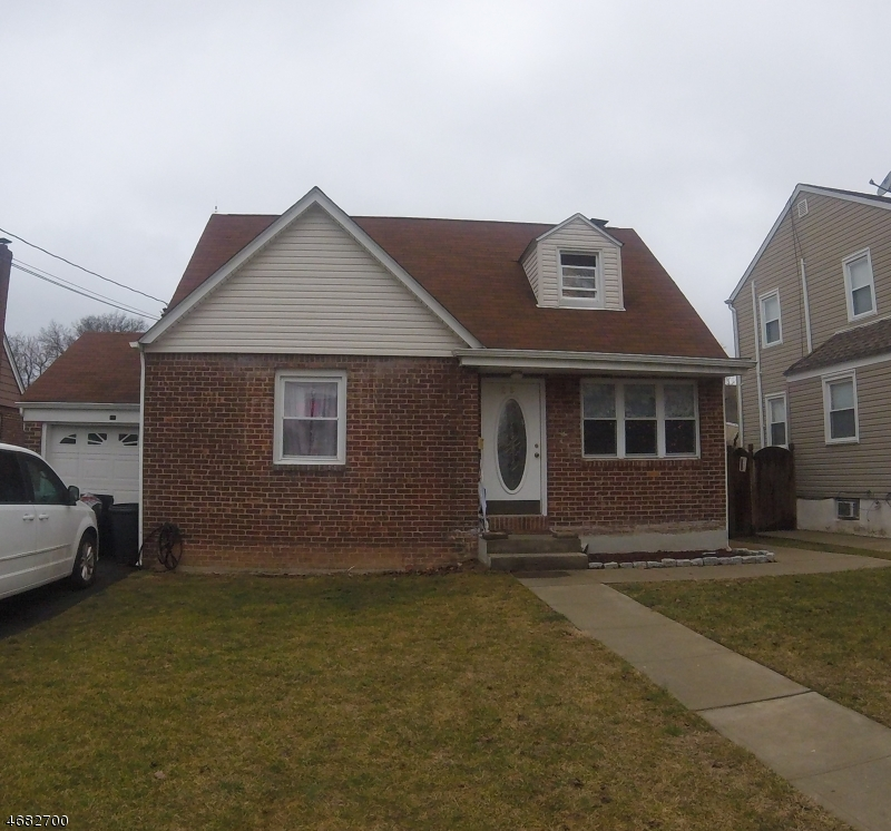 Single Family Home for Sale at 29 1st Street North Arlington, New Jersey 07031 United States