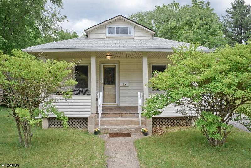 Частный односемейный дом для того Аренда на 18 MAPLE Street Lincoln Park, Нью-Джерси 07035 Соединенные Штаты