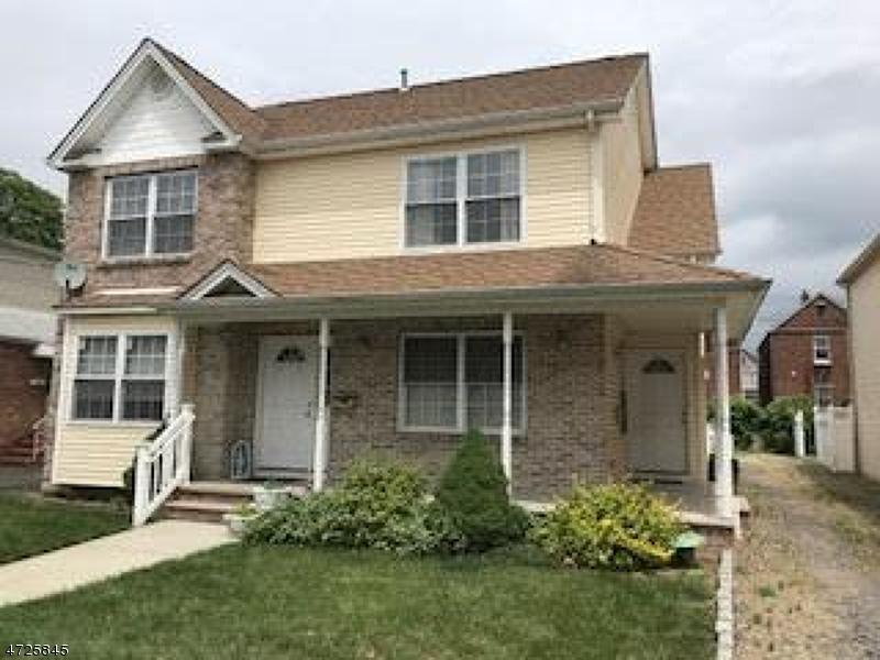 Частный односемейный дом для того Аренда на 25 N 20th Street Kenilworth, Нью-Джерси 07033 Соединенные Штаты