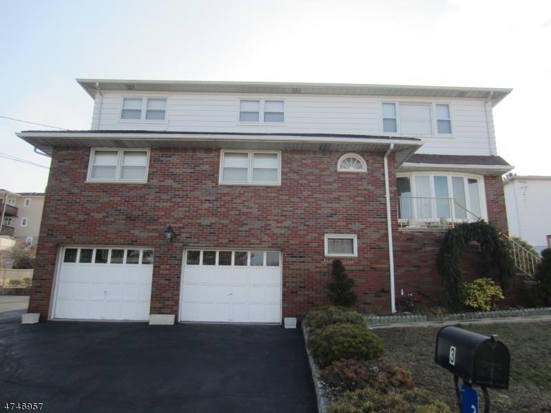 Частный односемейный дом для того Аренда на 3 Alcazar Avenue Woodland Park, Нью-Джерси 07424 Соединенные Штаты