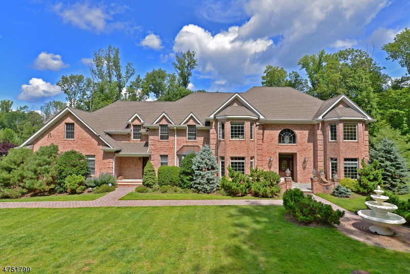 واحد منزل الأسرة للـ Sale في 4 PINEVIEW LANE 4 PINEVIEW LANE Boonton, New Jersey 07005 United States