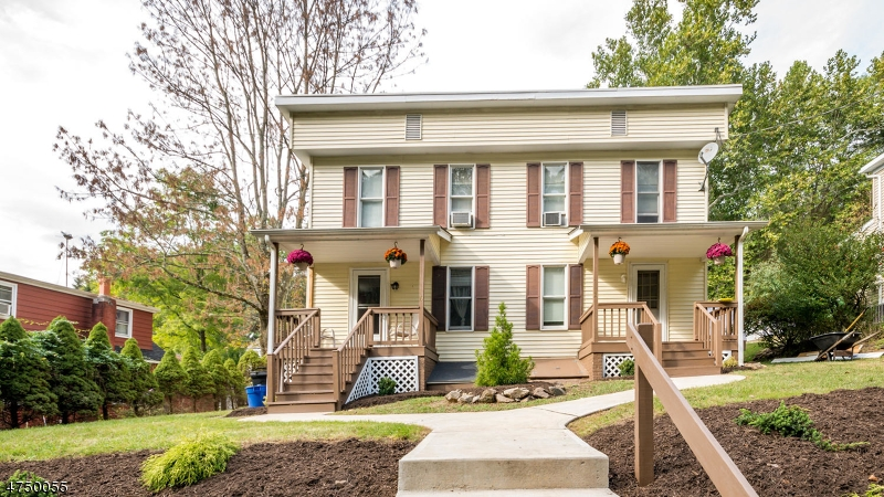 Multi-Family Home for Sale at 19 Wilson Avenue High Bridge, New Jersey 08829 United States